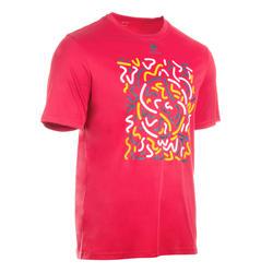 球拍类运动速干多色男T恤 ARTENGO TEE SHIRT SOFT H
