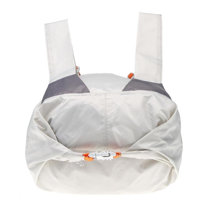 20 升压缩防泼水背包 - 灰色