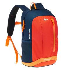 青少年儿童徒步旅行背包 MH500 15 升 - 红色