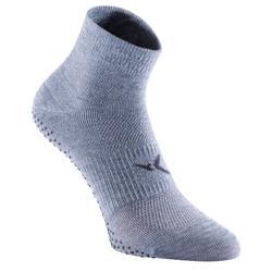 普拉提防滑袜