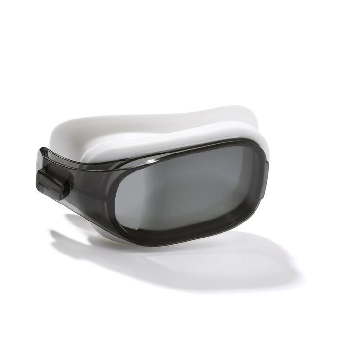 游泳眼镜Lenses for SELFIT 500 - Smoke -6 S号