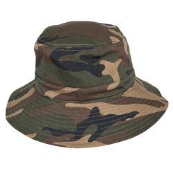 荒野探险遮阳帽子 SOLOGNAC STEPPE 100