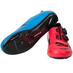 Aerofit 900 自行车运动鞋——黑色/蓝色