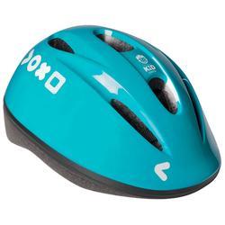 自行车运动保护头部青少年头盔 B'TWIN Kids cycling helmet
