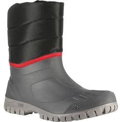 户外运动保暖防水男式登山鞋 QUECHUA Arpenaz 50 Warm waterproof men's hiking boots