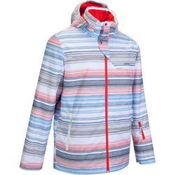滑雪运动保暖防水男式夹克 WED'ZE Wed'ze Evoslide Men's Ski Jacket