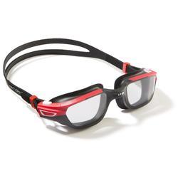 游泳运动高清防雾成人儿童可用 泳镜 游泳眼镜 大号 NABAIJI spirit L