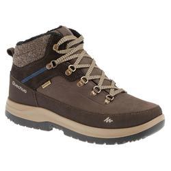 户外运动防水保暖男式雪地鞋 QUECHUA SH500
