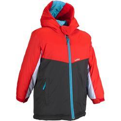 儿童滑雪夹克SKI-P 100 - RED