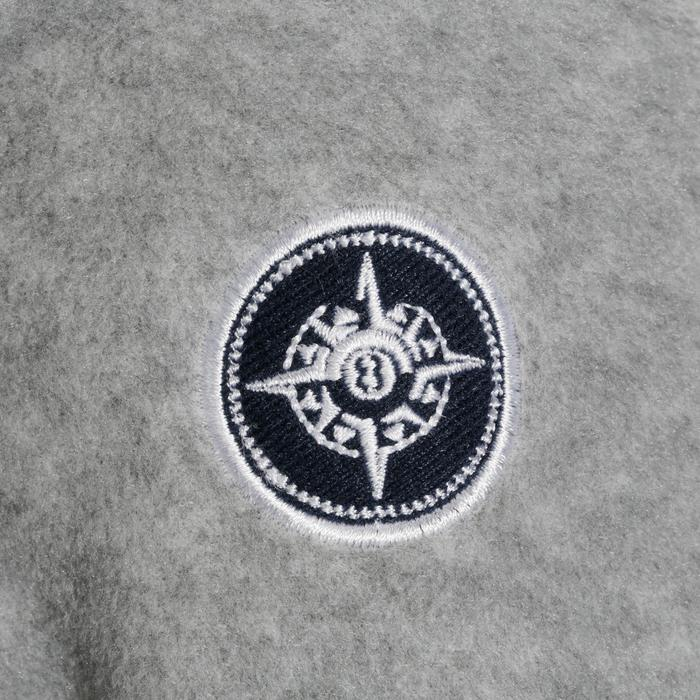 儿童航海摇粒绒100 - Grey