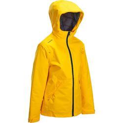 儿童航海油布夹克 - Yellow